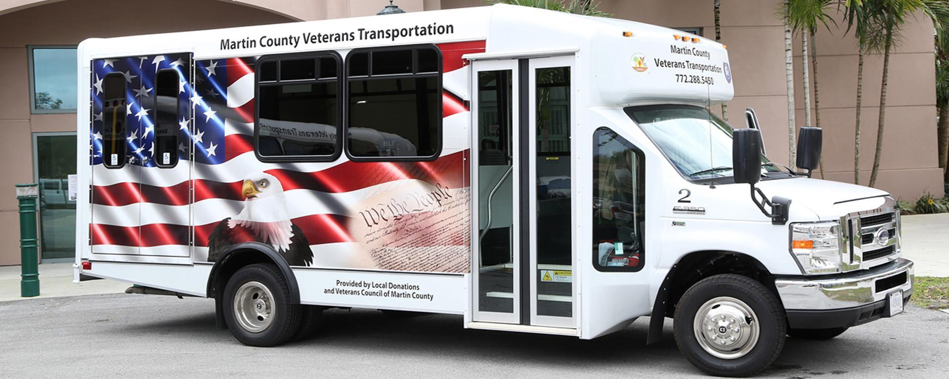Veterans Transportation Van