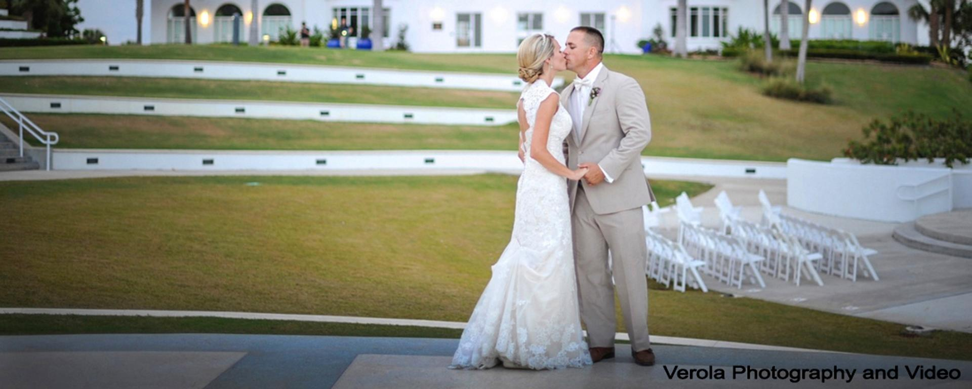 The Mansion at Tuckahoe bride and groom photo