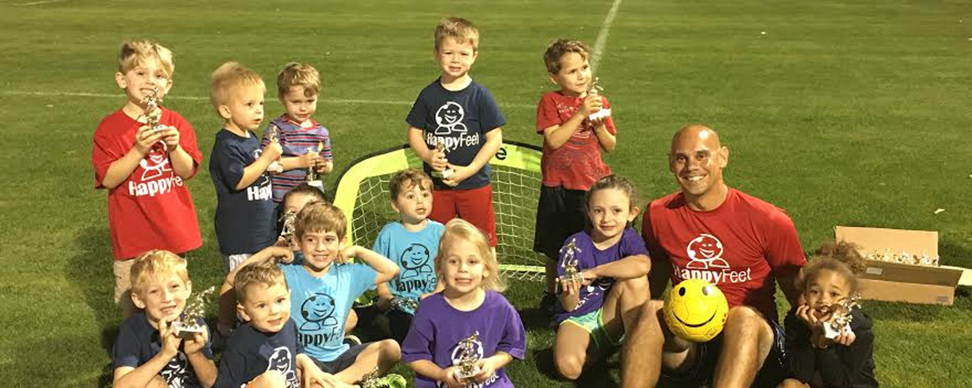 Youth Soccer Team Picture